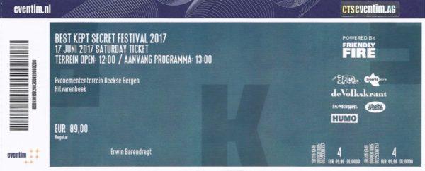 Best Kept Secret Festival 17-06-2017 (apoplife.nl)