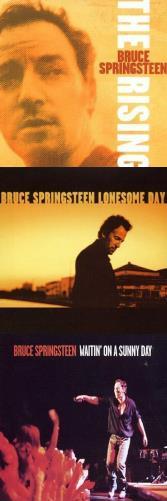 Bruce Springsteen - The Rising singles (en.wikipedia.org/apoplife.nl)