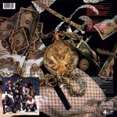 Eric B. & Rakim - Paid In Full - LP hoes achterkant (happybirthdayvinyl.co.uk)