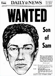 Son Of Sam sketches (longisland70skid.com)