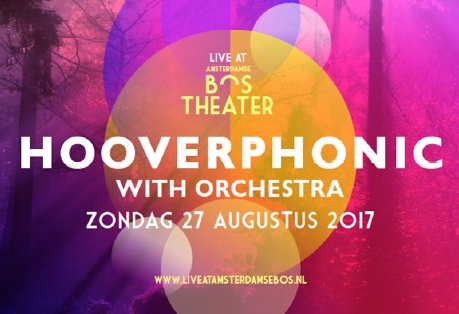 Hooverphonic Aankondiging, 27-08-2017 (apoplife.nl)