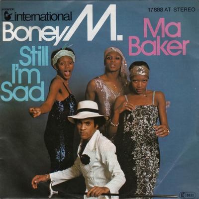 Boney M - Ma Baker (45cat.com)