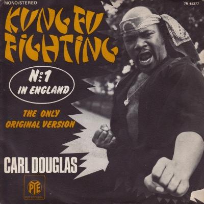 Carl Douglas - Kung Fu Fighting (45cat.com)