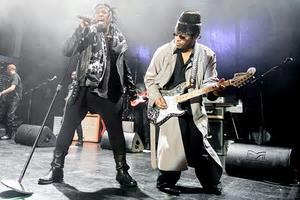 D´Angelo & Jesse Johnson (theguardian.com)