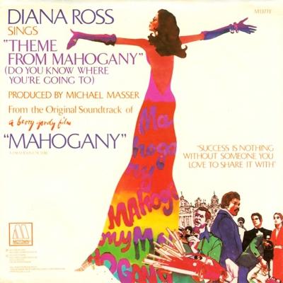 Diana Ross - Theme From Mahogany (45cat.com)