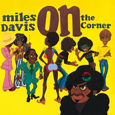 Miles Davis - On The Corner (amazon.com)