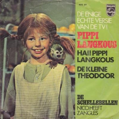 Pippi Langkous - Hai! Pippi Langkous (45cat.com)
