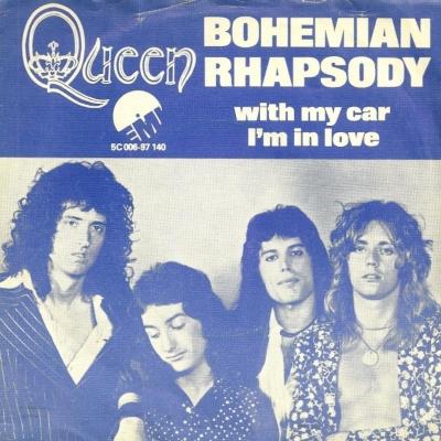 Queen - Bohemian Rhapsody (45cat.com)