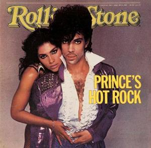 Rolling Stone cover Prince's Hot Rock (texture.com)