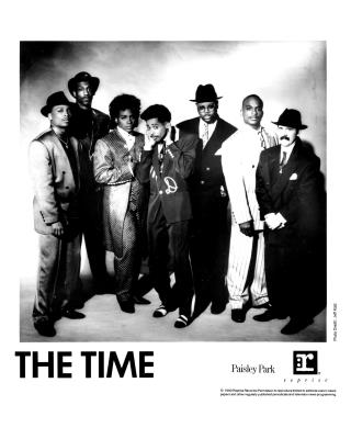 The Time - Pandemonium - Reclame (lansuresmusicparaphernalia.blogspot.nl)