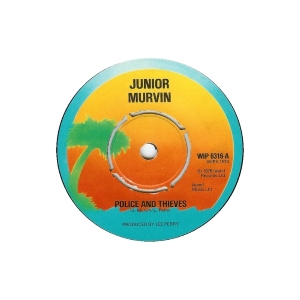 Junior Murvin - Police And Thieves (single) (45cat.com)