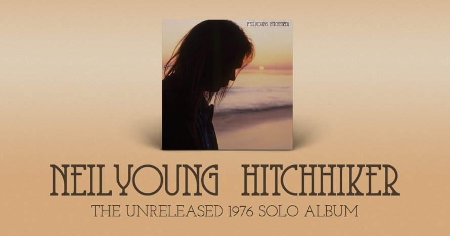 Neil Young - Hitchhiker - Banner (neilyoung.com)