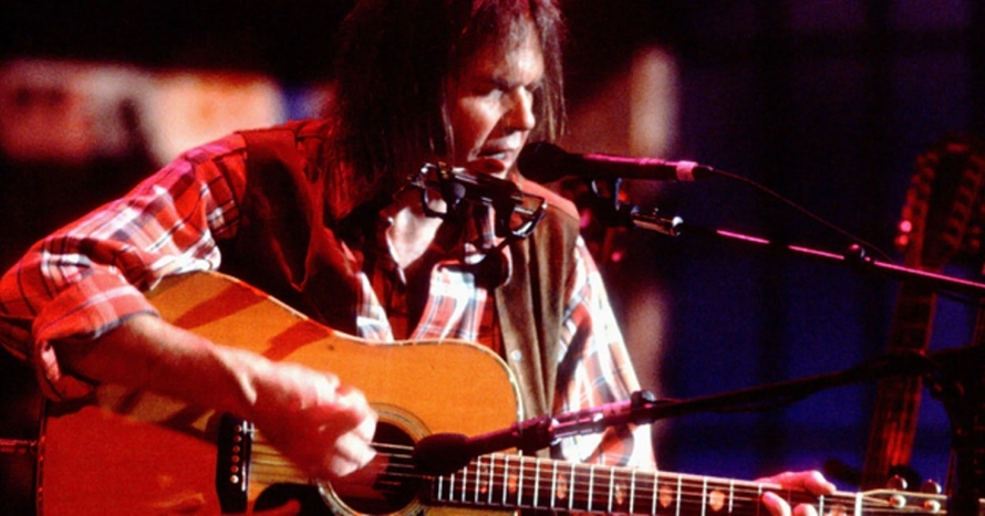 Neil Young - Live 1992 (rollingstone.com)