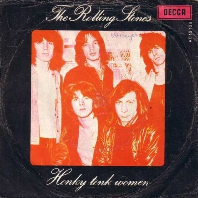 The Rolling Stones - Honky Tonk Women (dutchcharts.nl)