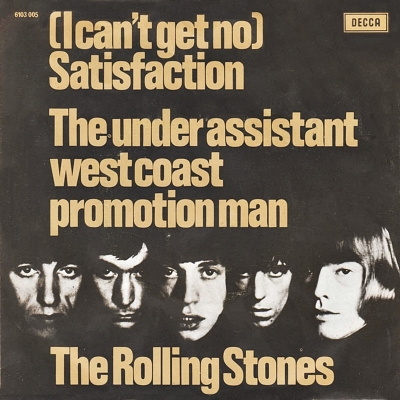 The Rolling Stones - (I Can't Get No) Satisfaction (dutchcharts.nl)