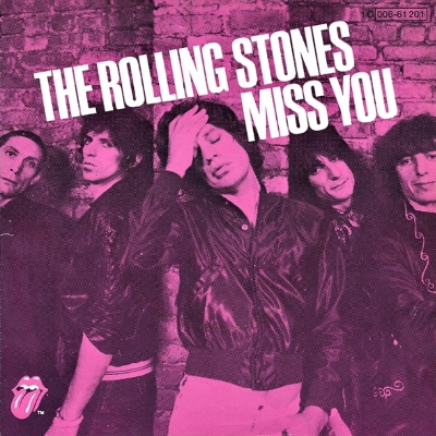 The Rolling Stones - Miss You (dutchcharts.nl)