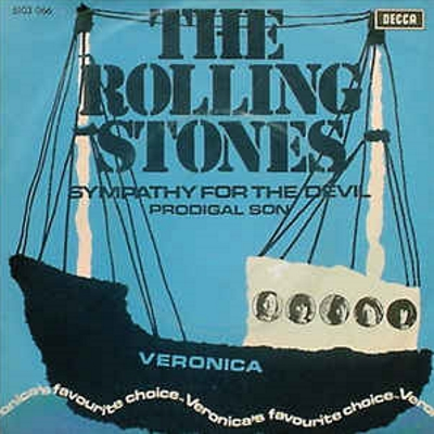The Rolling Stones - Sympathy For The Devil (dutchcharts.nl)