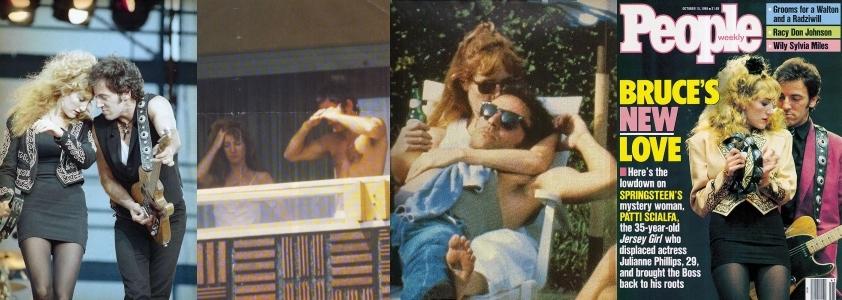 Bruce Springsteen - Tunnel Of Love Tour - Gossip (nydailynews.com/blogseitb.com/informalia.eleconomista.es/people.com)