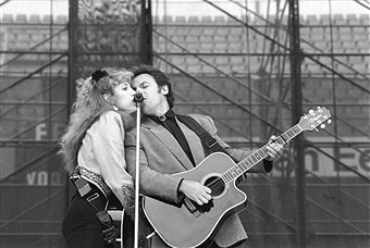 Bruce Springsteen - Tunnel Of Love Tour Rotterdam 1988 (gettyimages.com)