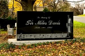Miles Davis - Graf (jazzenzo.nl)
