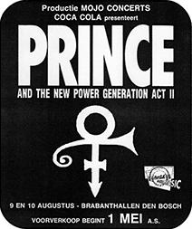 Prince - Act II Tour ad (princevault.com)