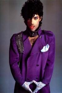 Prince door Richard Avedon (Richard Avedon)