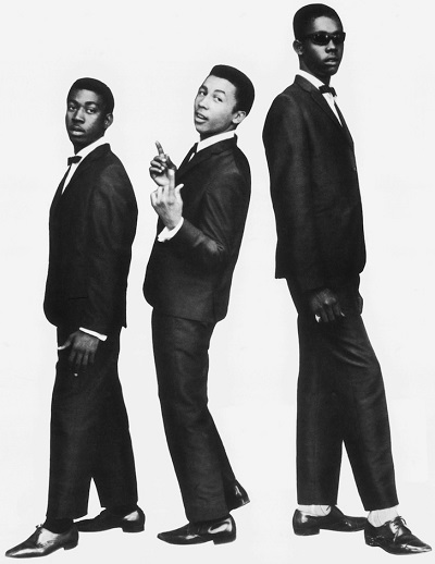 The Wailers omstreeks 1964 (petertosh.com)
