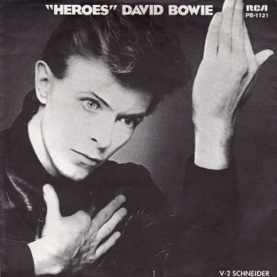 David Bowie - Heroes (single) (45cat.com)