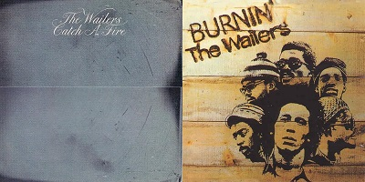 The Wailers - Catch A Fire & Burnin' (genius.com)