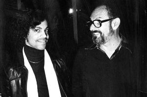 Prince & Mo Ostin 1978 (billboard.com)