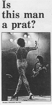 Queen NME 06/18/1977 (brianmay.com)