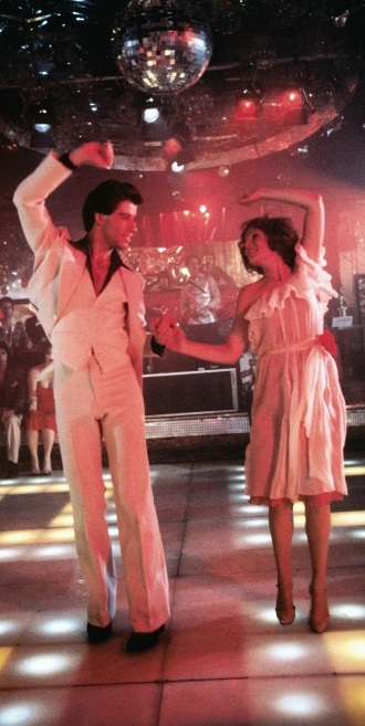 Saturday Night Fever - Dancing (movie scene) (theredlist.com)