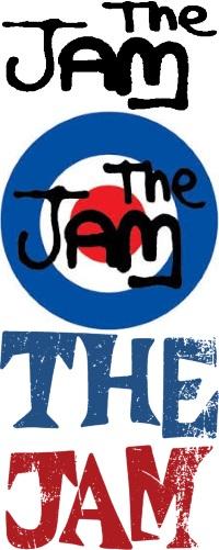The Jam - Logo's (thejam.org.uk/elbeasto.com/thejamofficial.com)