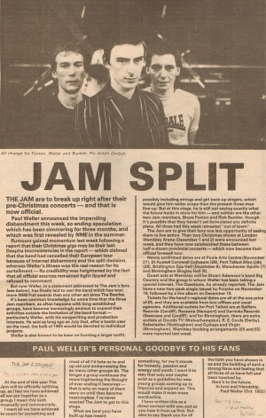 The Jam - NME November 1982 (nicktriplow.blogspot.com)