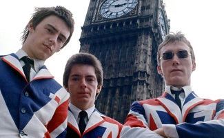 The Jam (Paul Weller, Bruce Foxton, Rick Buckler): very British indeed! (popmatters.com)