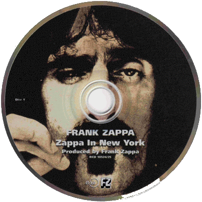 Frank Zappa - Zappa In New York - cd 1 (pjlgroep.nl)