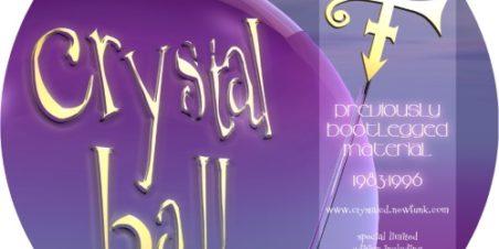 Prince - Crystal Ball - CD Round Front (crystalballcd.com)