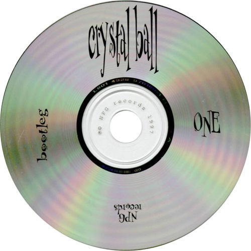 Prince - Crystal Ball - CD 1 (coveralia.com)