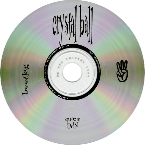 Prince - Crystal Ball - CD 3 (coveralia.com)
