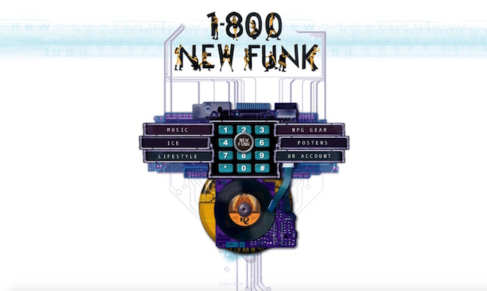 Screenshot 1800newfunk.com website (hyperallergic.com)