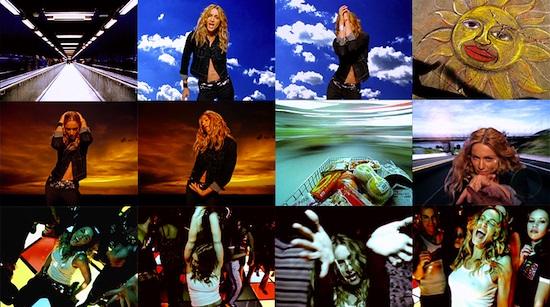 Madonna - Ray Of Light - videostills (todayinmadonnahistory.com)