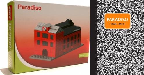 Paradiso Lego & Paradiso 1968-2013 (paradisowinkel.nl)