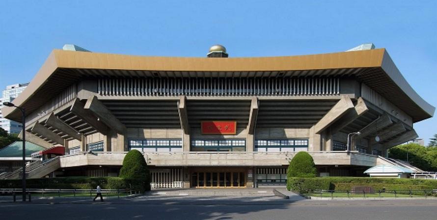 Budokan, Tokyo, Japan (rockandrollgps.com)