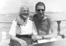 Herman Brood & Majoor Bosshardt - Villa Felderhof - 1996 (dekluizenaar.mimesis.nl)