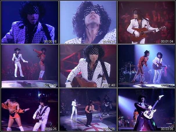 Prince - Glam Slam video (hq-music-videos.com)