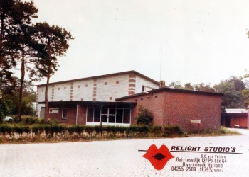 Relight Studio's Hilvarenbeek (hilvariastudios.nl)