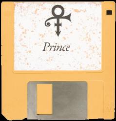 Prince - Floppy disc (longlivevinyl.net)
