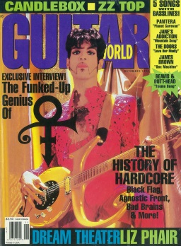 Prince - Guitar World - November 1994 (dhaitreguitars.com)
