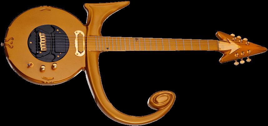 Prince - Love Symbol guitar (schecterguitars.com)
