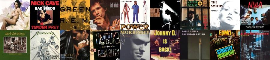 Albums 1988 (apoplife.nl)